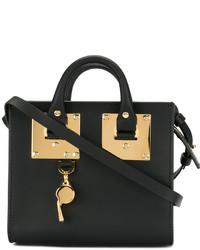 Sophie Hulme Mini Whistle Crossbody Bag