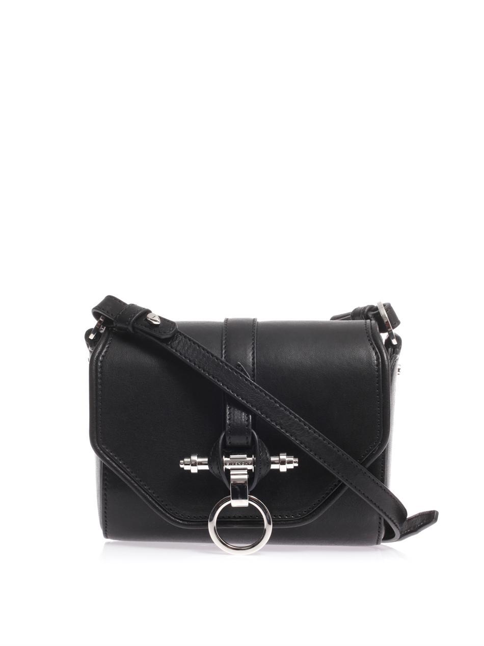 ... Givenchy Obsedia Leather Cross Body Bag 414e722e7c43b