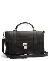 Proenza Schouler Ps1 Medium Leather Cross Body Bag