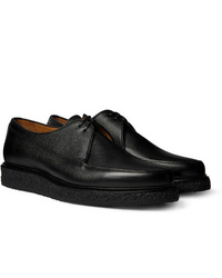 A.P.C. Blair Full Grain Leather Derby Shoes