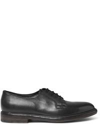 Boyd pebble grain leather derby shoes medium 1245610