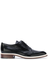 Lanvin Contrast Trim Derby Shoes