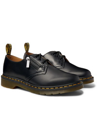 Beams Dr Martens Leather 1461 Derby Shoes