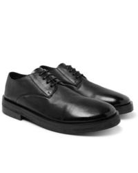 Marsèll Full Grain Leather Derby Shoes