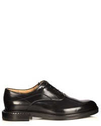 Leather derby shoes medium 776621