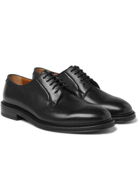 Mr P. Lucien Polished Leather Derby Shoes