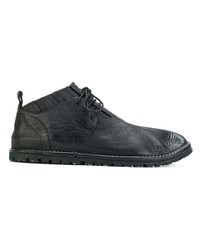Marsèll Textured Lace Up Boots