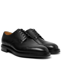 Edward Green Windermere Cross Grain Leather Derby Shoes