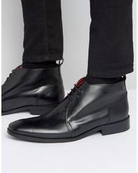 Base London Devon Leather Chukka Boots
