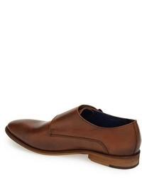 Dune London Abseil Double Monk Strap Shoe