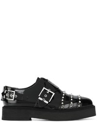 Alexander McQueen Studded Monk Shoes