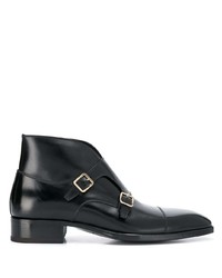 Tom Ford Double Buckled Monk Shoes