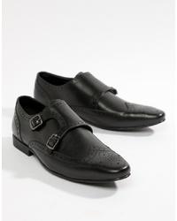 Kg Kurt Geiger Kg By Kurt Geiger Two Monk Shoes