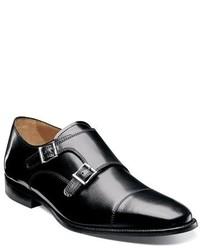 Sabato double monk strap shoe medium 299716