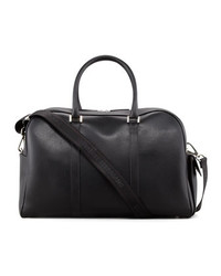 Salvatore Ferragamo Los Angeles Duffle Bag Black