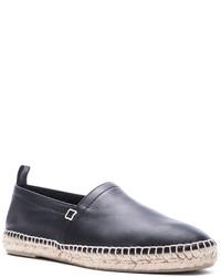 Loewe Leather Espadrilles