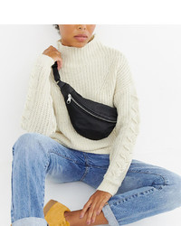 UGG Excluisve Logo Bumbag In Black