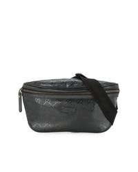 Gucci Vintage Gg Pattern Belt Bag