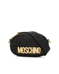 Moschino Glitter Belt Bag