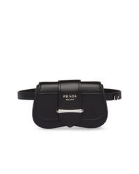Prada Sidonie Leather Belt Bag