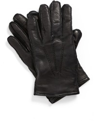 Hugo Boss Boss Haindt Leather Gloves