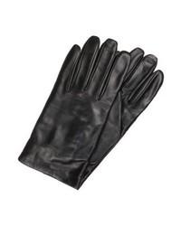 Benetton Gloves Black
