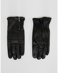 Selected Homme Gloves In Leather