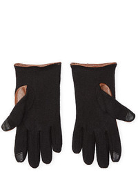 Ralph Lauren Quilted Leather Tech Gloves