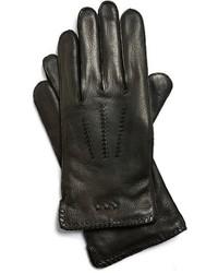 John Varvatos Star Usa Leather Gloves