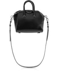 Givenchy Antigona Small Leather Tote Black