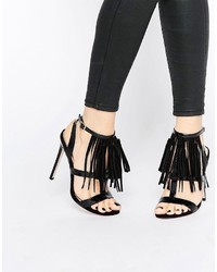 Asos Collection Hey Girl Heeled Sandals