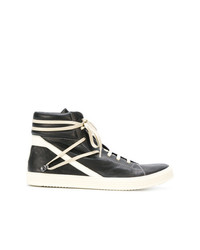Rick Owens Thrasher Hi Top Sneakers