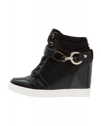 Vollaro high top trainers black medium 4096171