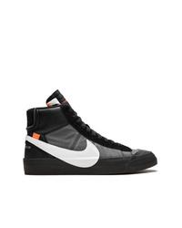 Nike X Off White Blazer Mid Sneakers