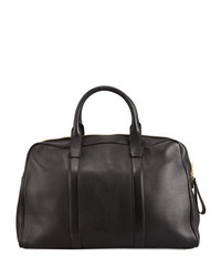 Tom Ford Buckley Leather Duffel Bag Small