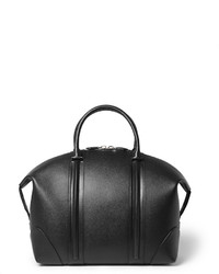 Givenchy Textured Leather Holdall Bag