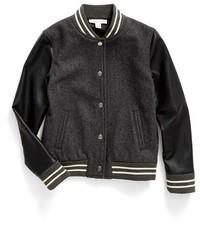 Girls Treasurebond Varsity Jacket