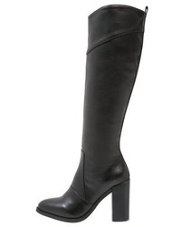 High heeled boots black medium 4108127