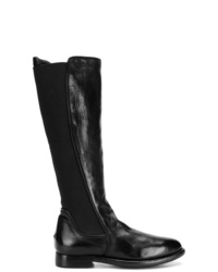 Silvano Sassetti Knee Length Fitted Boots