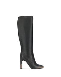 Bottega Veneta Woven Heeled Boots