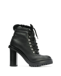 Valentino Garavani Lace Up Boots