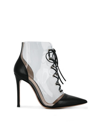 Gianvito Rossi Plastic Embellished Boots