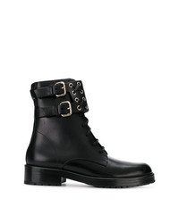 RED Valentino D Ankle Boots