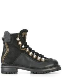 Dsquared2 Saint Moritz Ankle Boots
