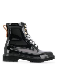 See by Chloe See By Chlo Logo Laced Boots