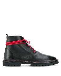 Marsèll Wrap Around Lace Boots