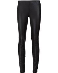 Leather leggings medium 6448602