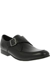 Umi Boys Belmont Monk Strap Shoe