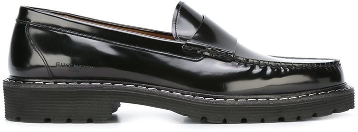 8a3179fc980 Givenchy Classic Penny Loafers