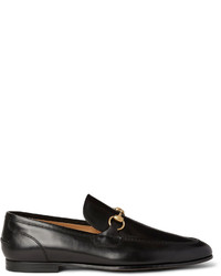 Horsebit leather loafers medium 1245609